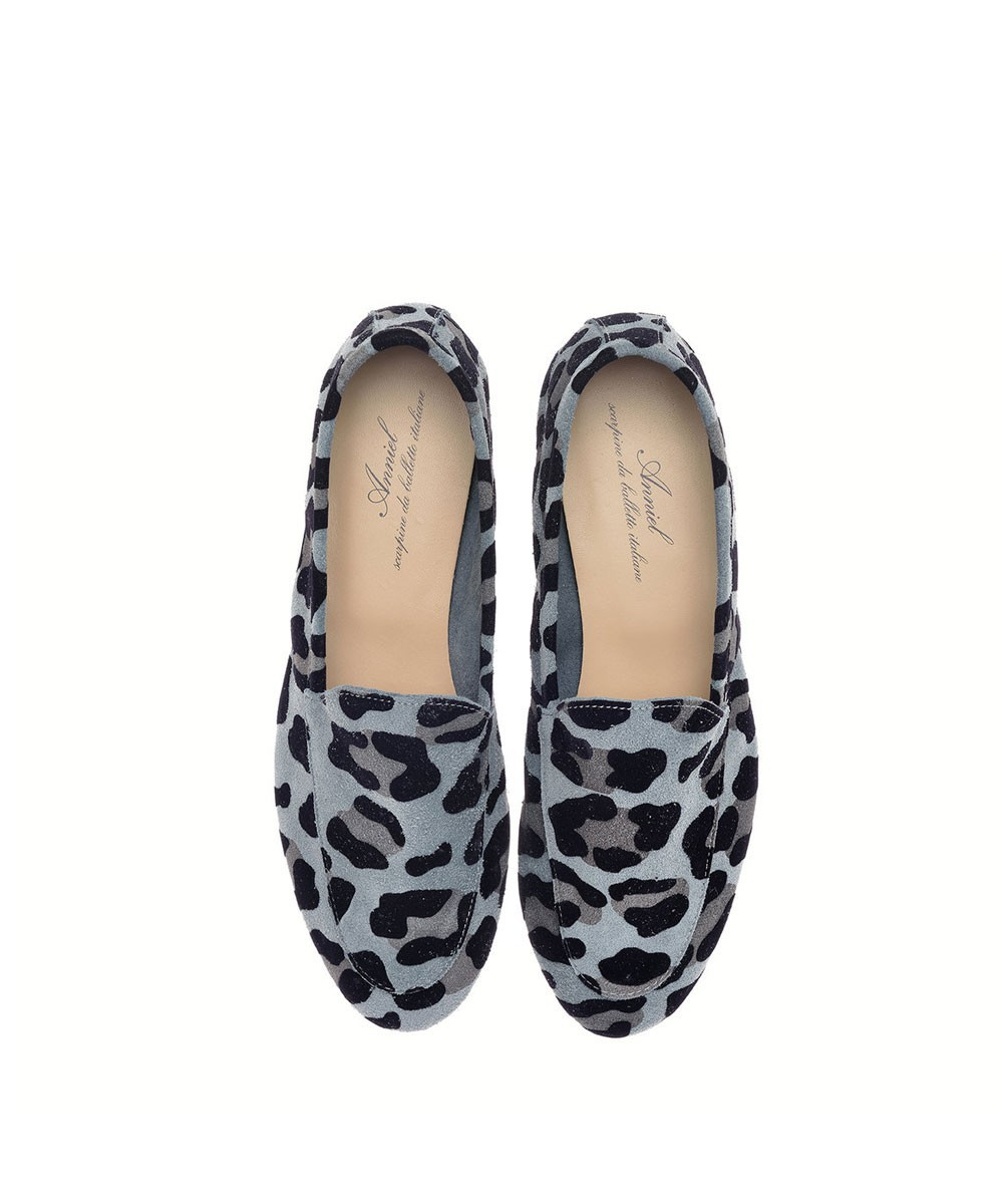 ANIMAL PRINT LOAFER