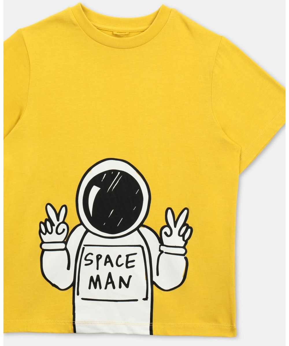 Camiseta Space Man