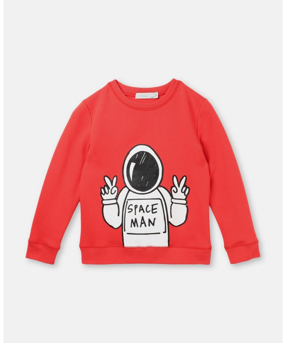 Sudadera Space Man