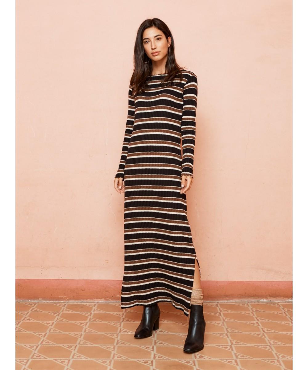 Vestido Strass