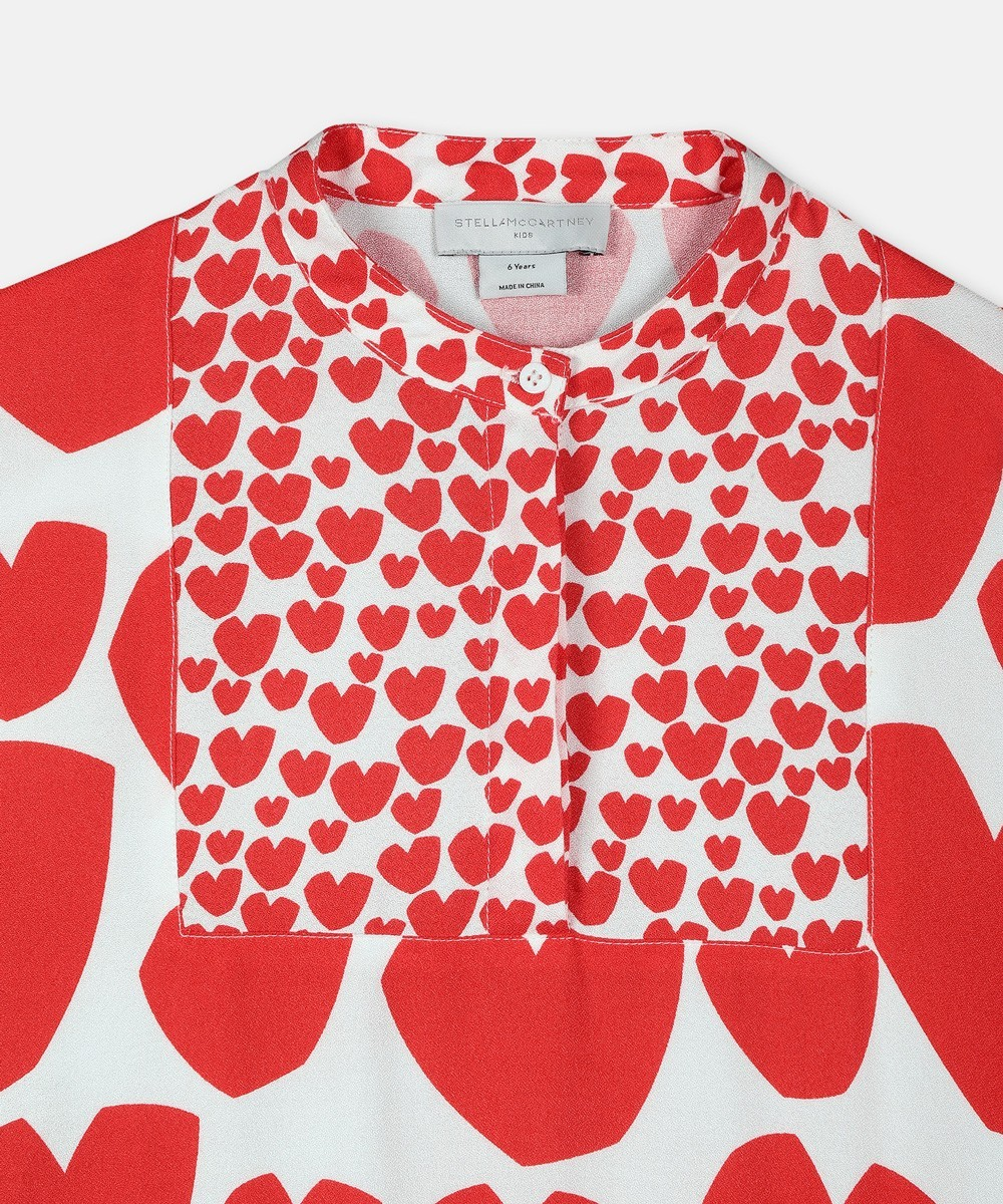Hearts Kids Dress