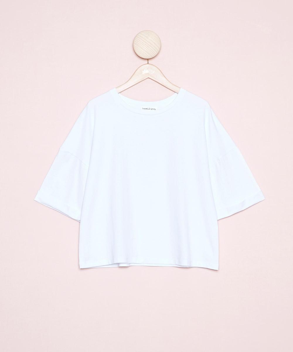 Camiseta Cuadrada