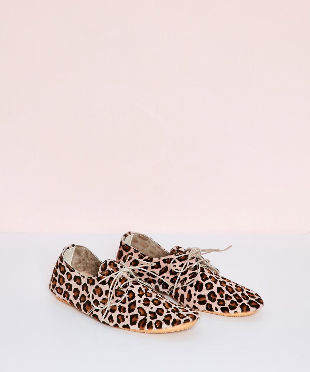 Soft Pink Leopard - La...