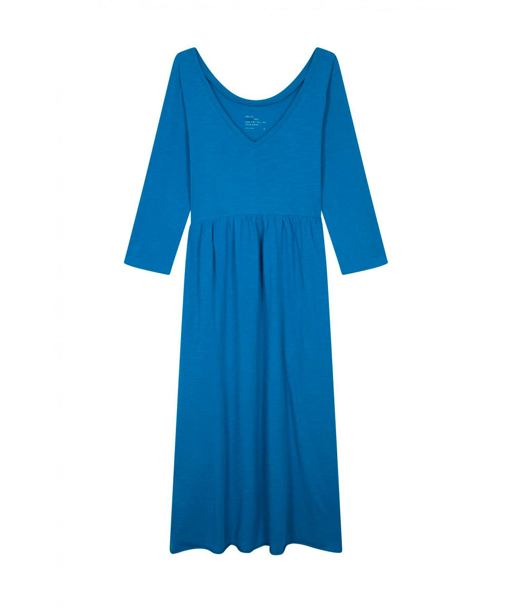 Renou Plain Dress
