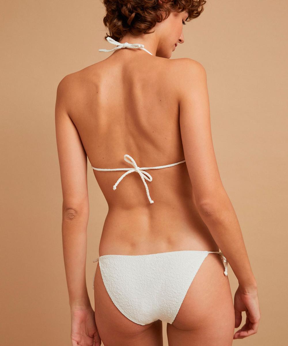 Bikini Triangular Carmin