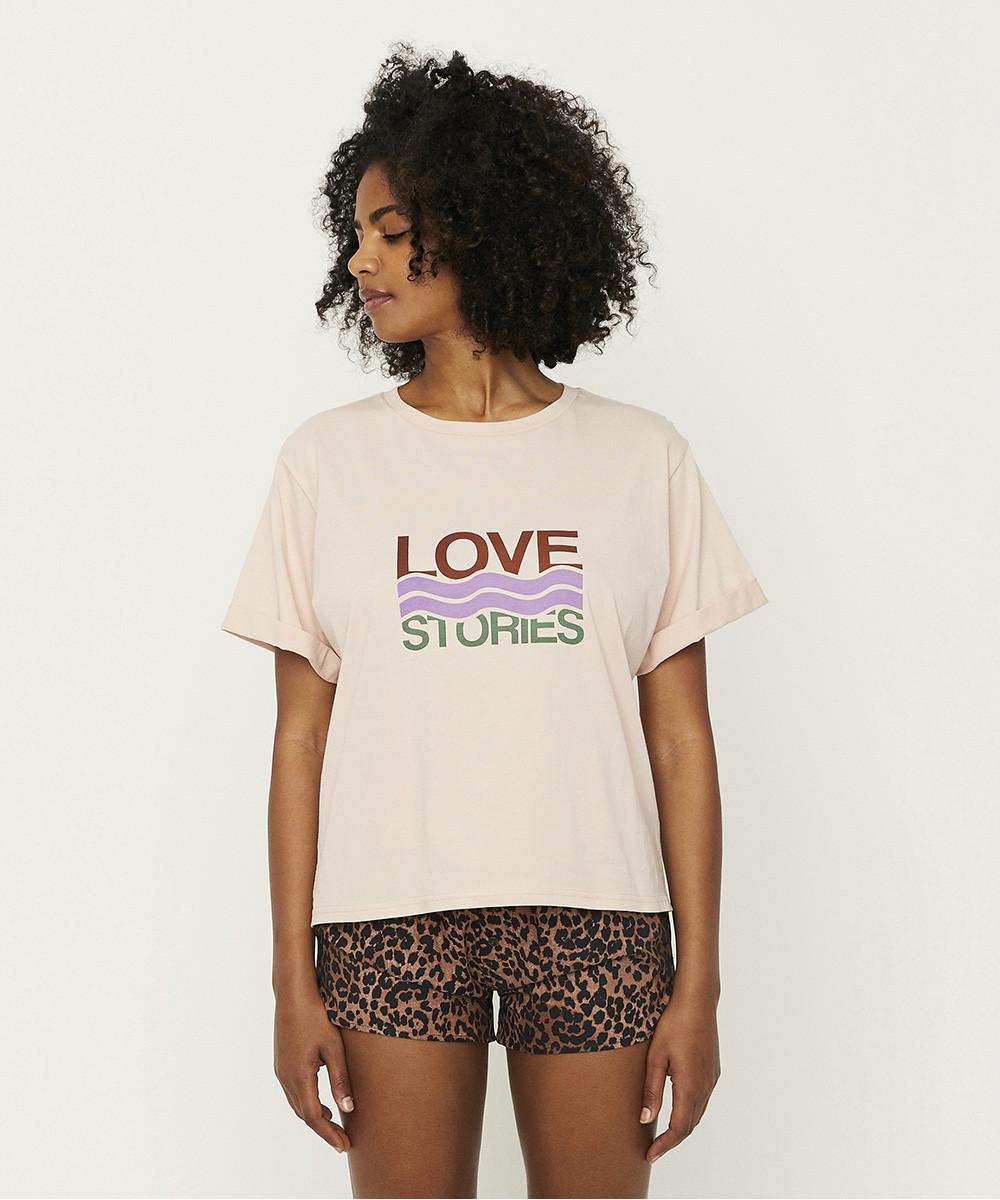 Camiseta Josie
