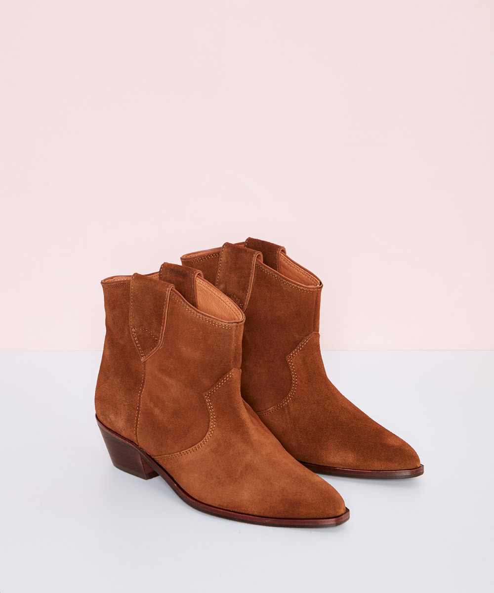 Joan Ankle Boots