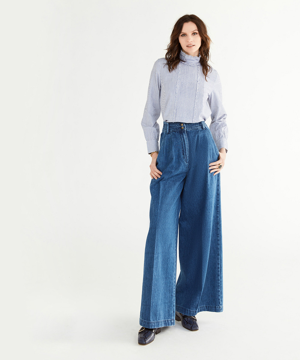 Nagia Trousers