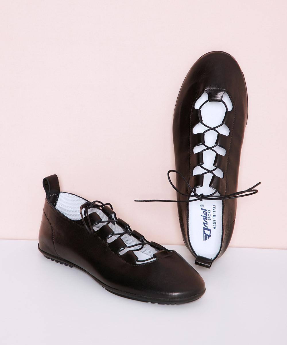 Bailarina Runner Cordones -...