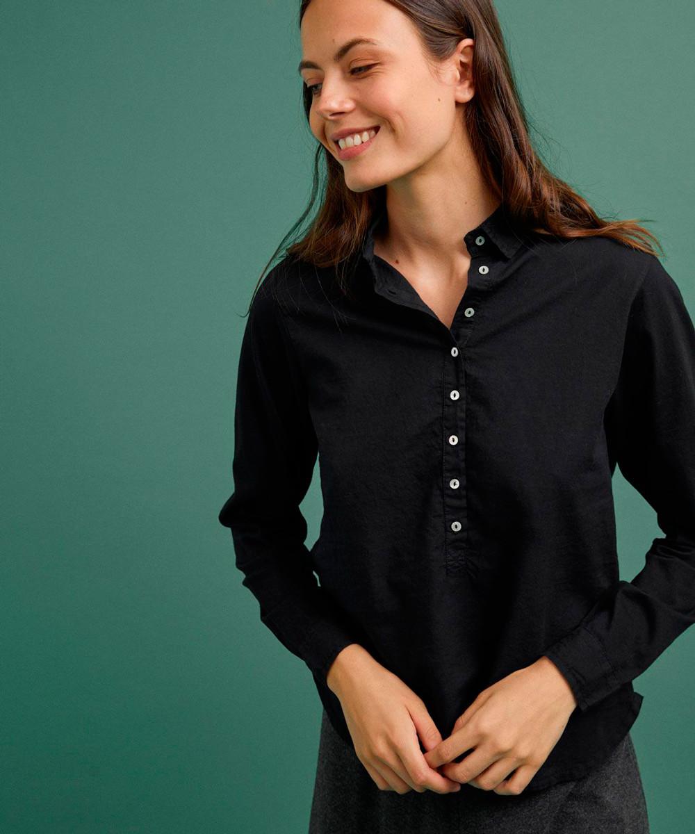 Camisa Combo Negra