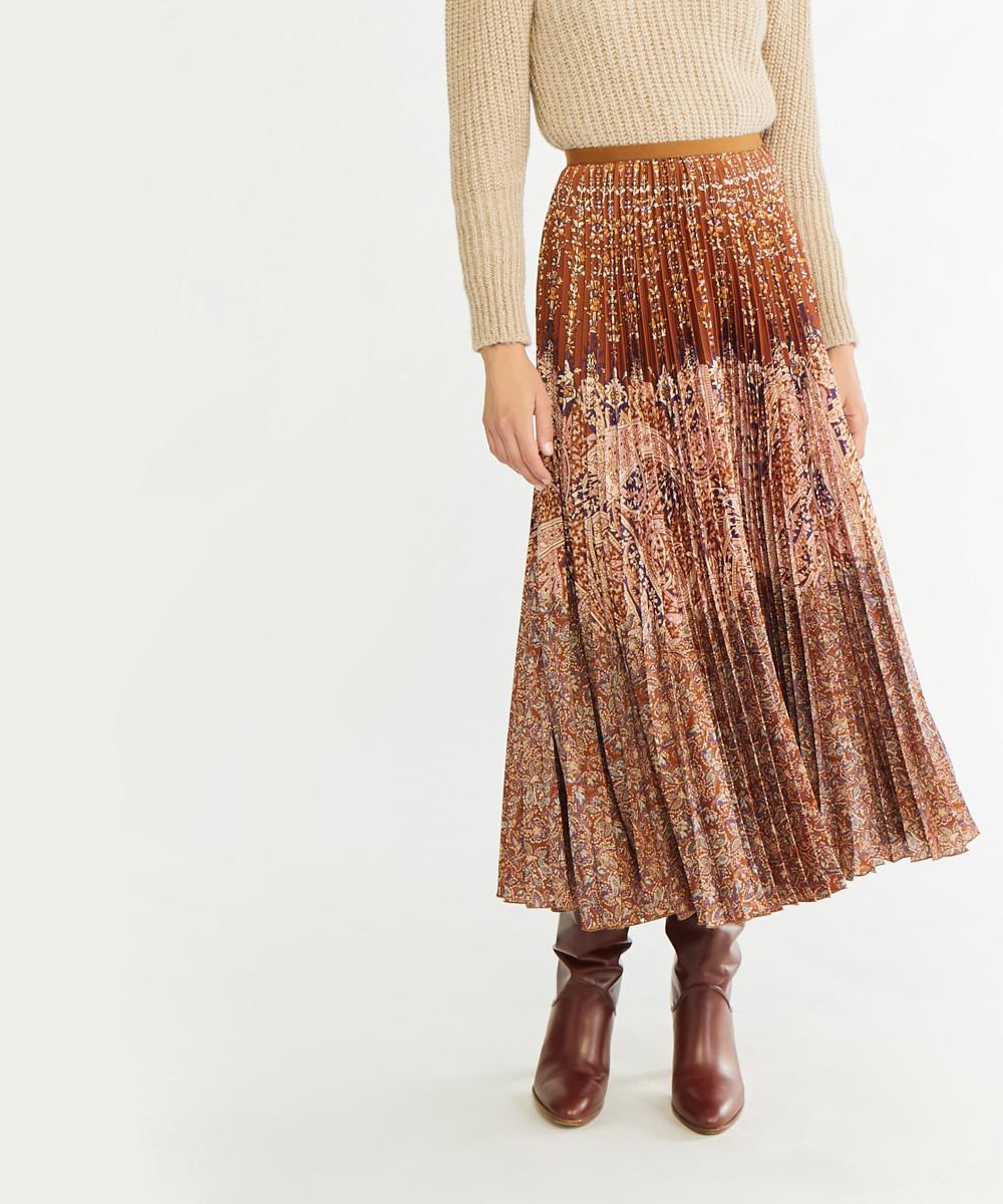 Fadia Skirt