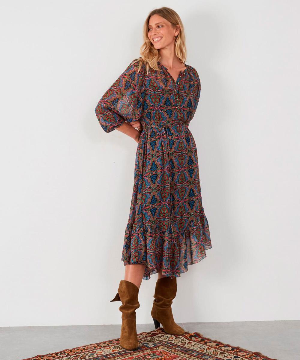 Vestido Rousseau