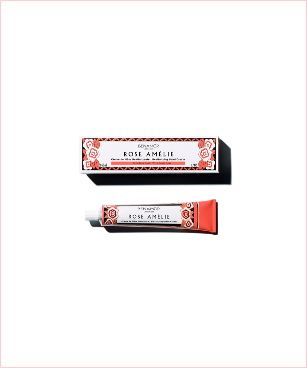 Rose Amelie Hand Cream -...