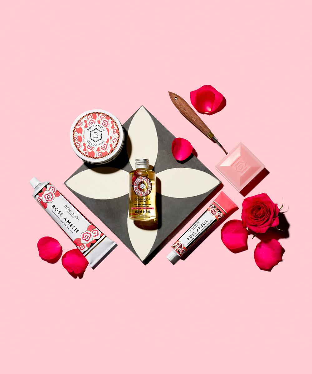 Rose Amélie Shower Cream