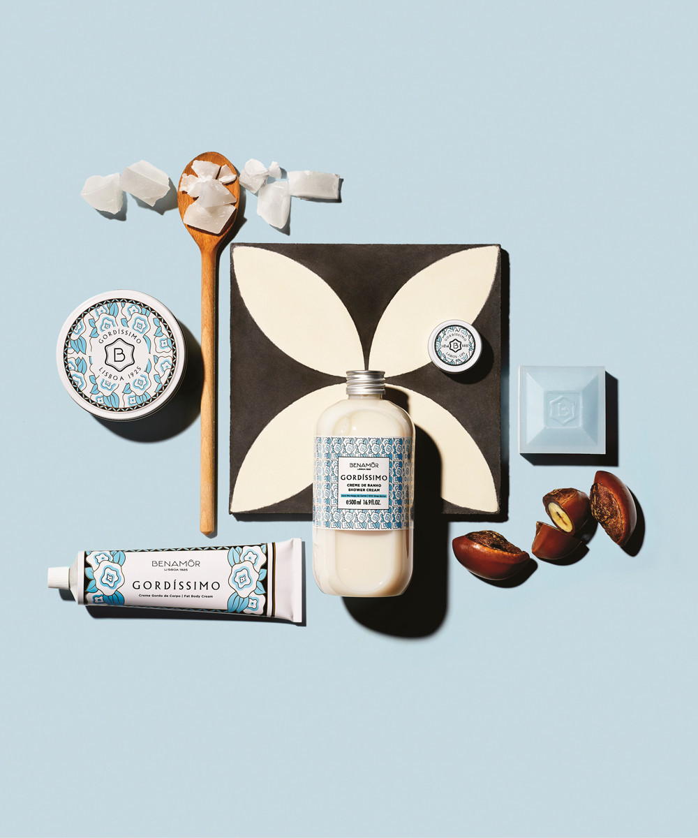 Gordissimo Deluxe Shower Cream