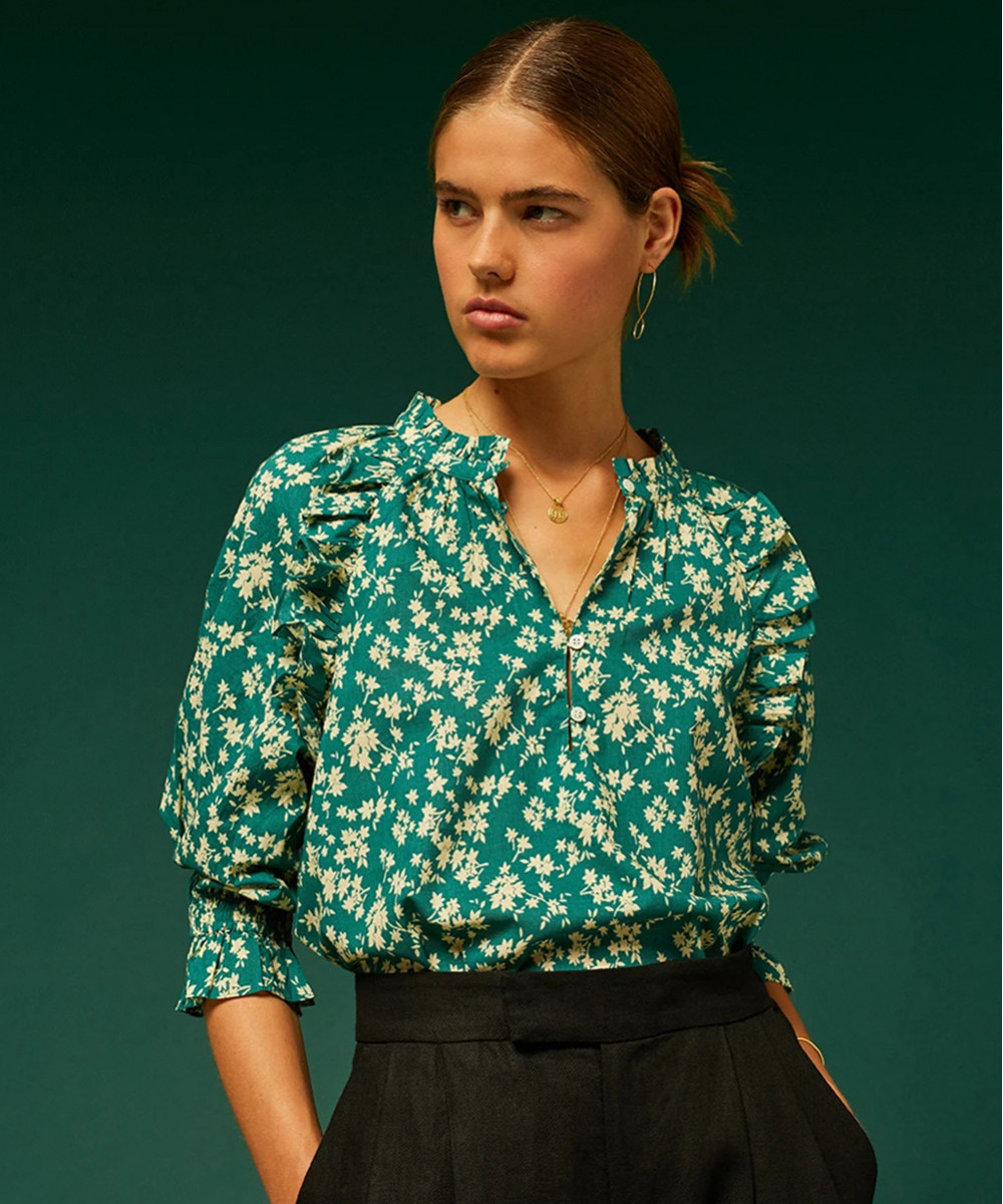 Manille Blouse
