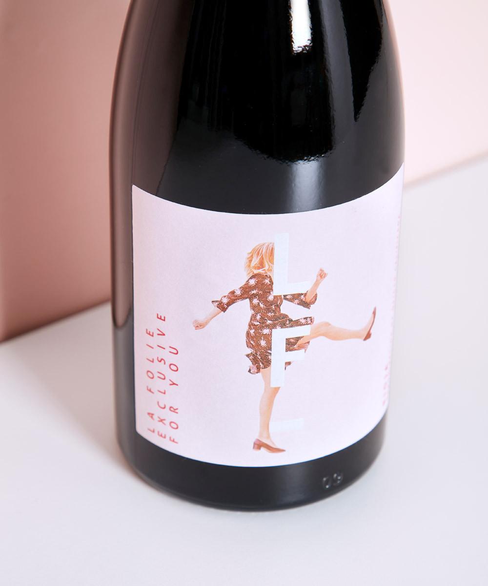 Vino La Folie DOCa Rioja