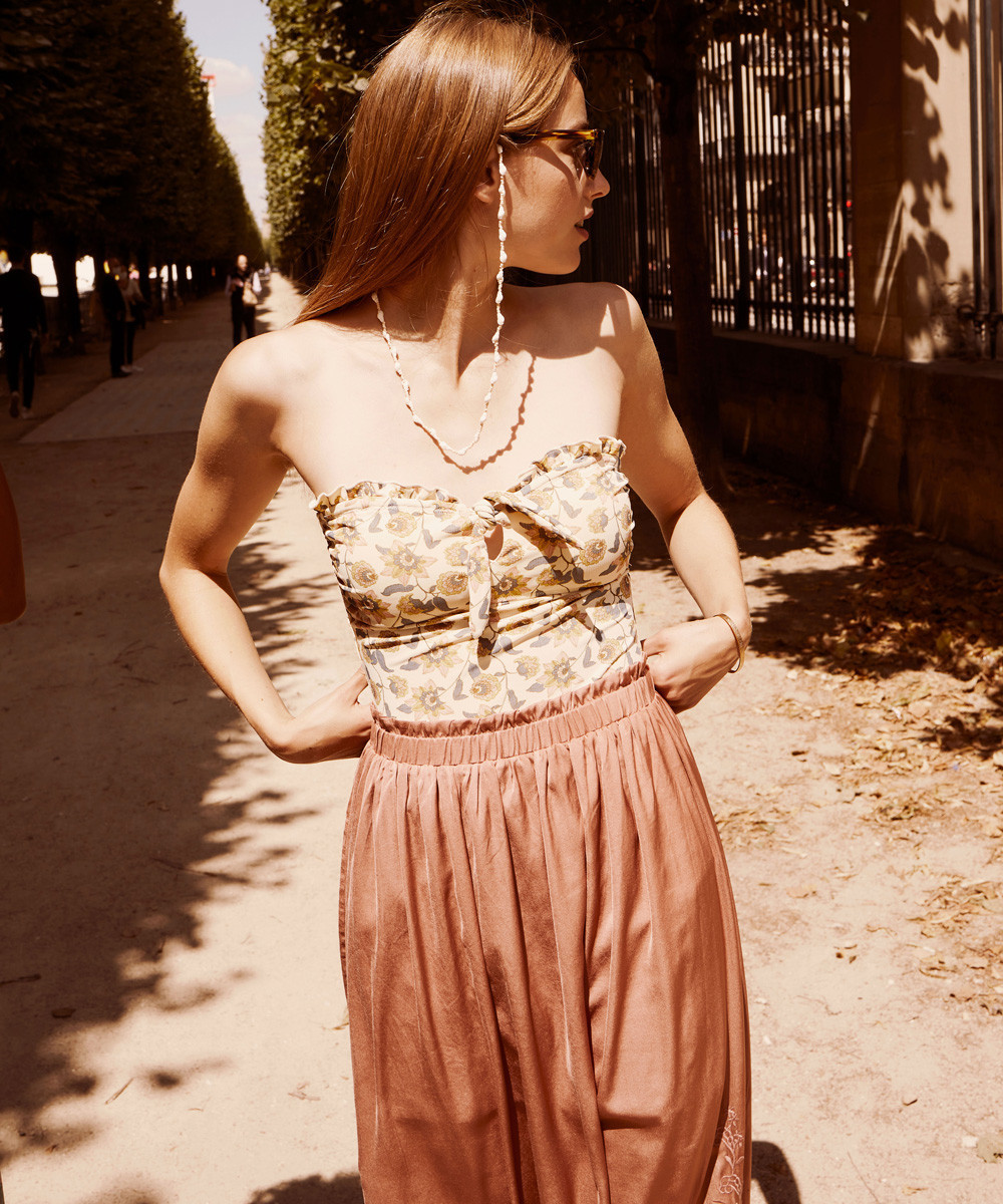 Falda Maya