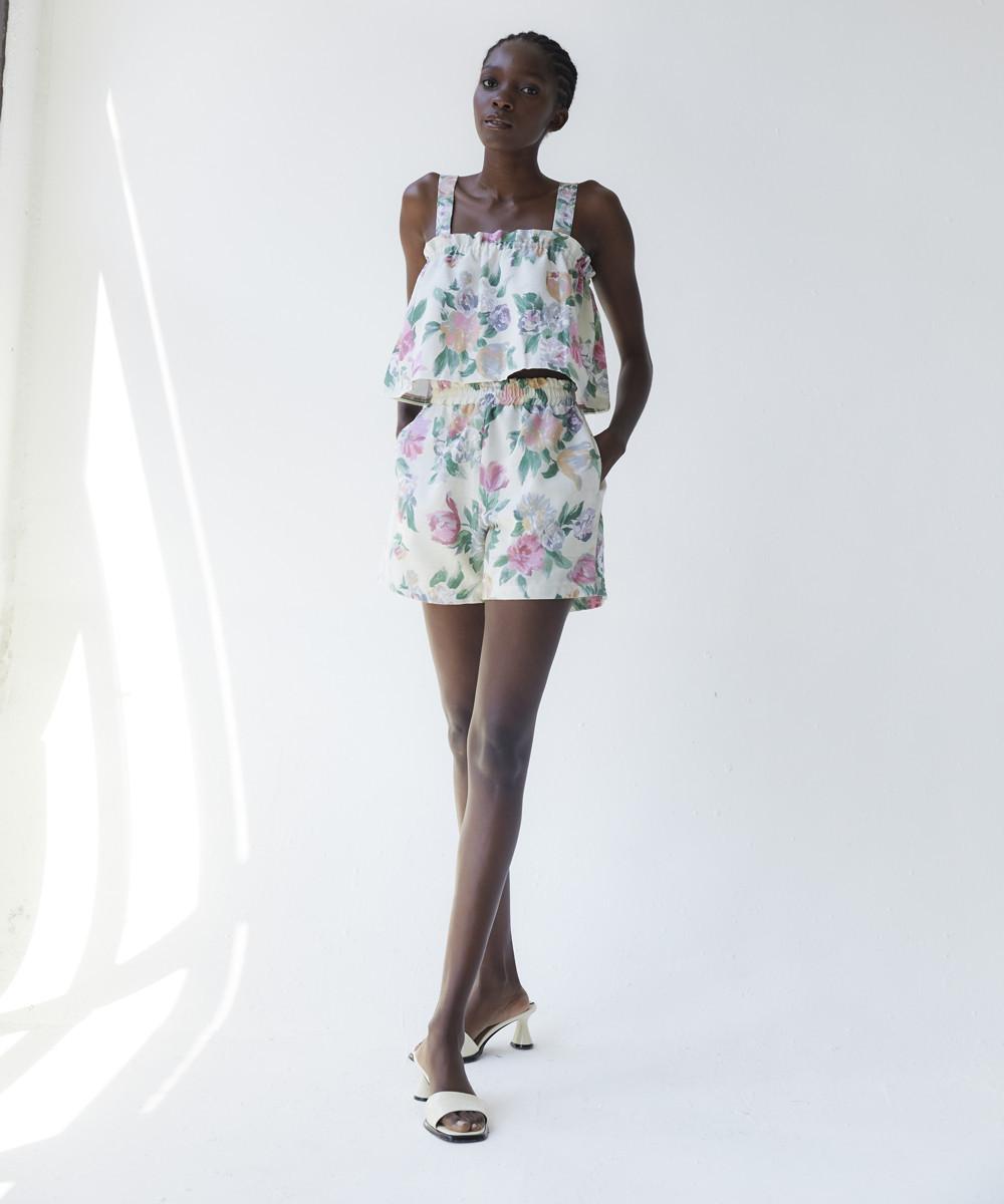 Nilda Linen Shorts
