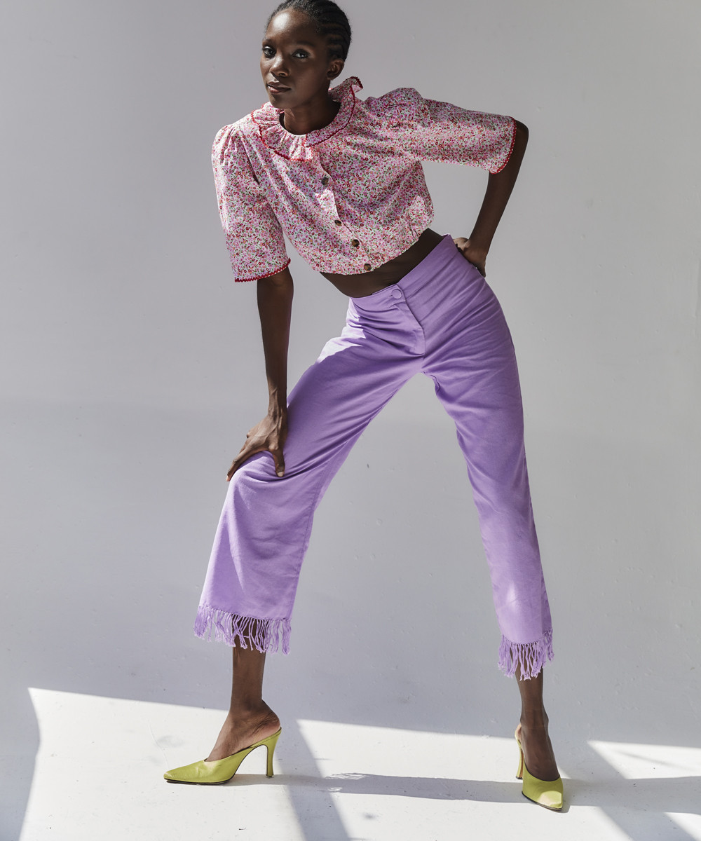 Nicanor Linen Pants