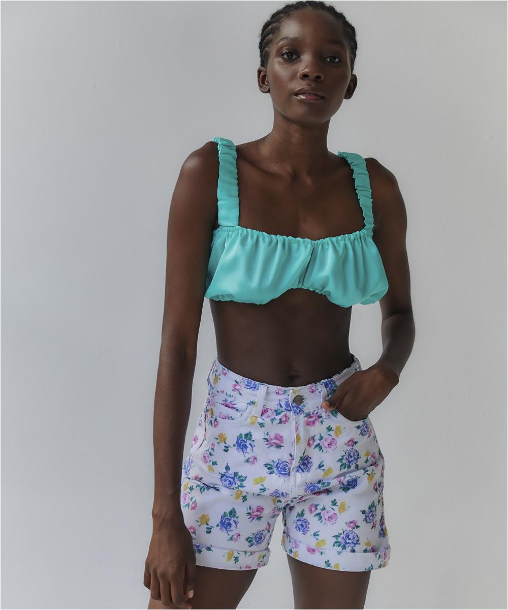 Lima Denim Shorts