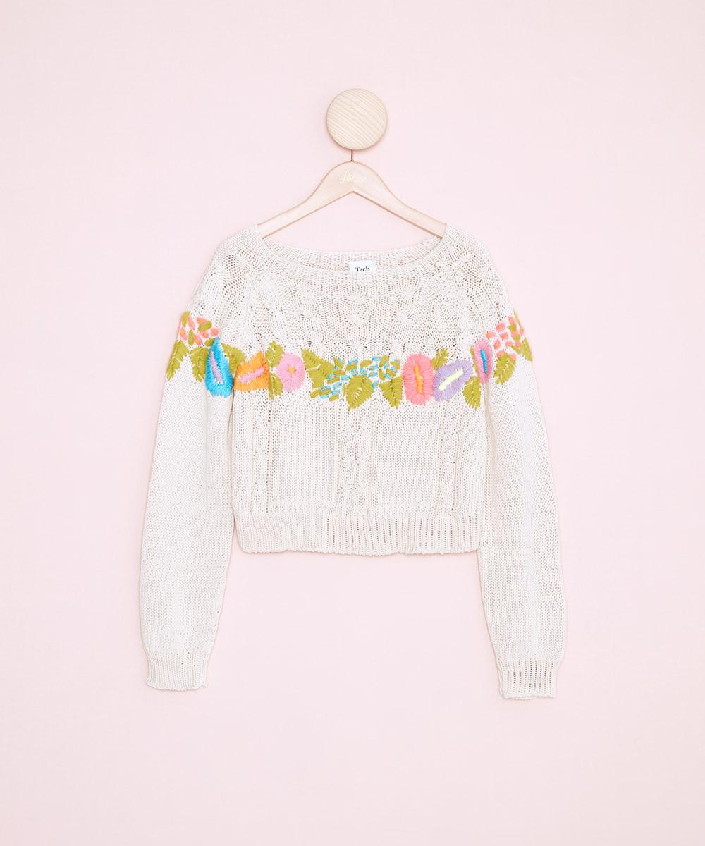 Pipa Knit Sweater