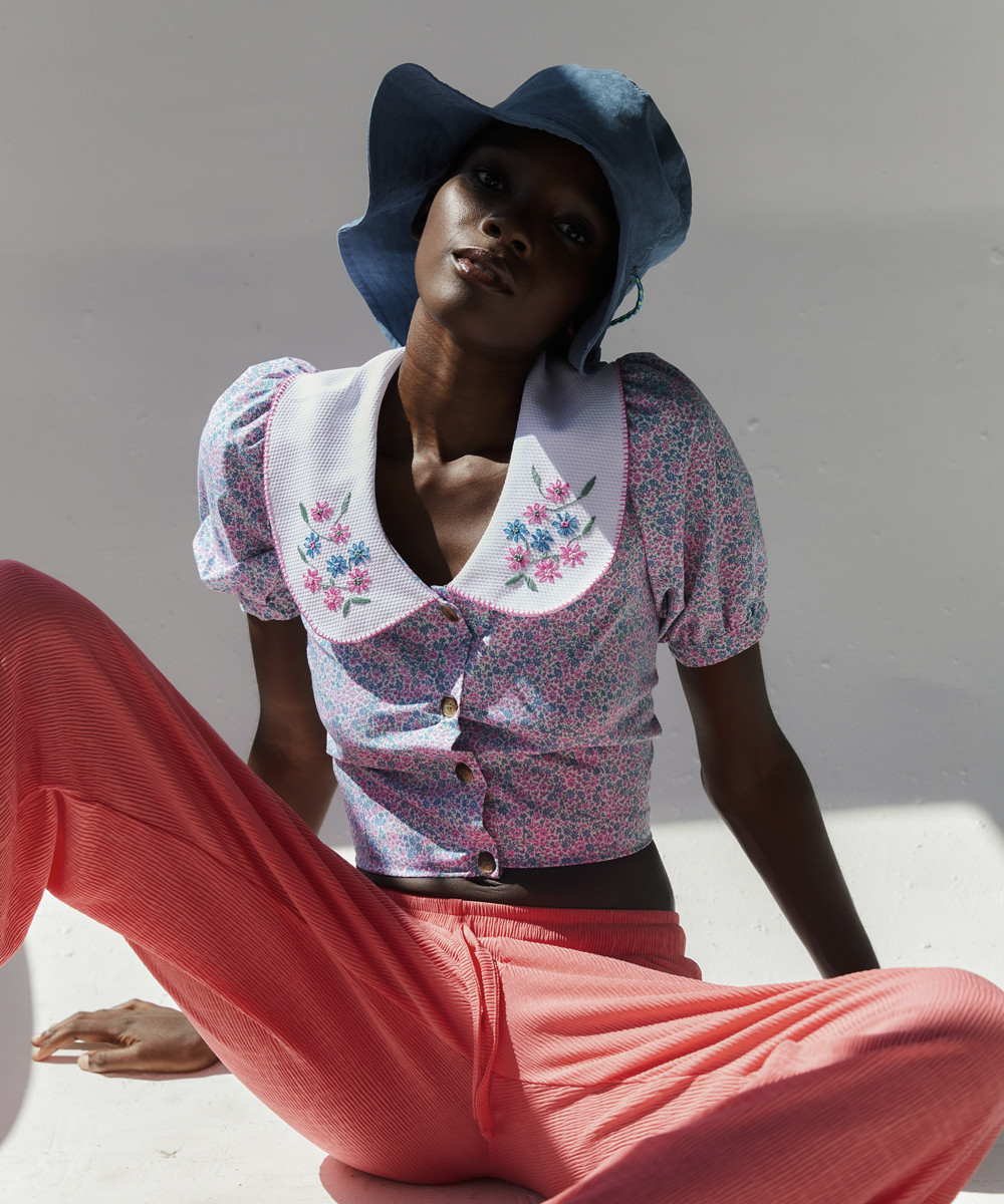 Catia Floral Shirt