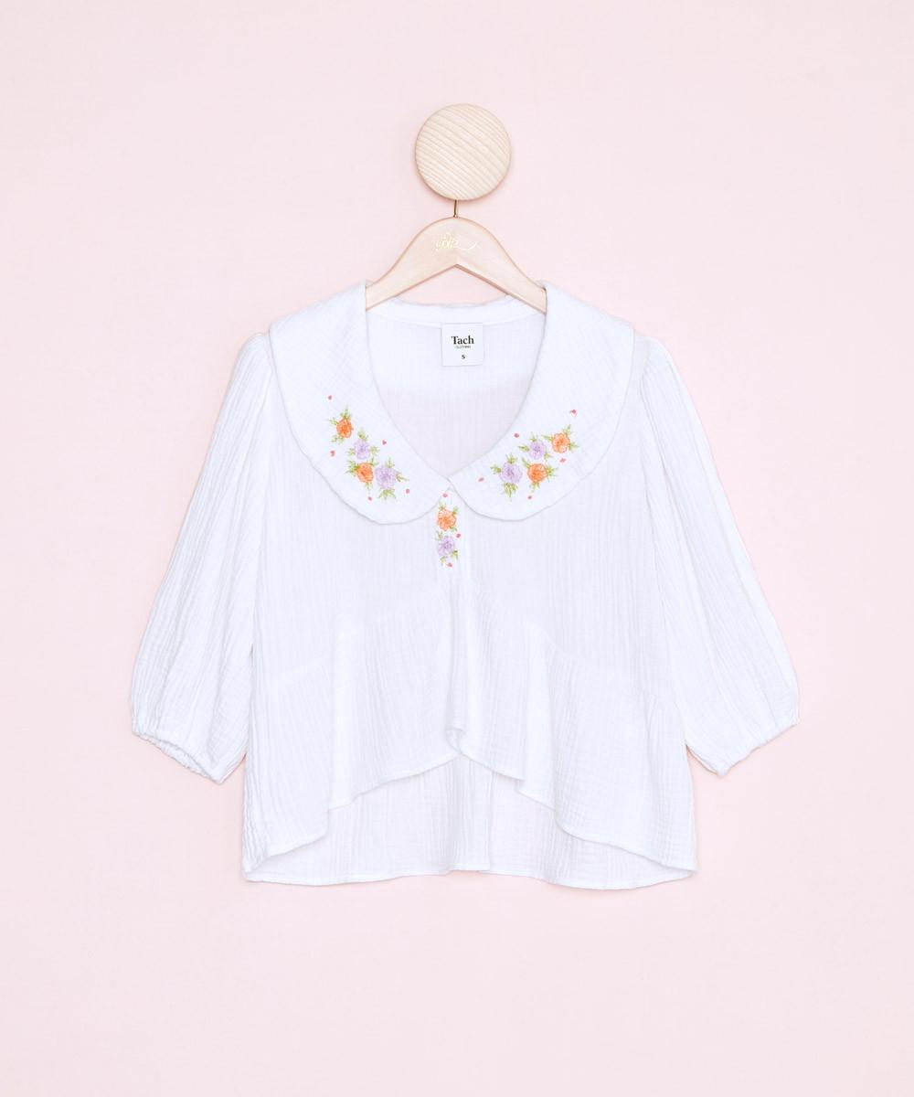 Larina Muslin Shirt