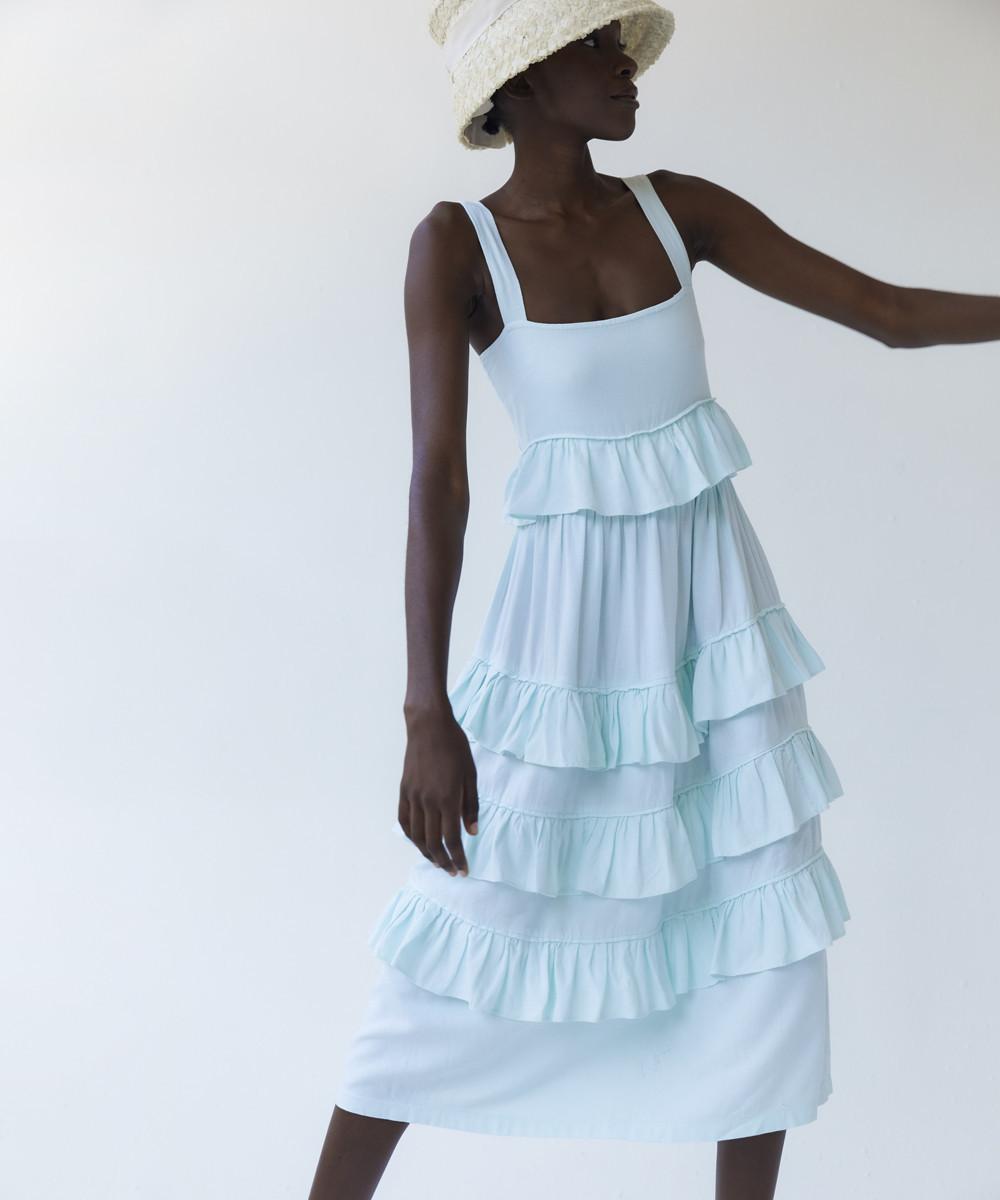 Filippa Linen Dress