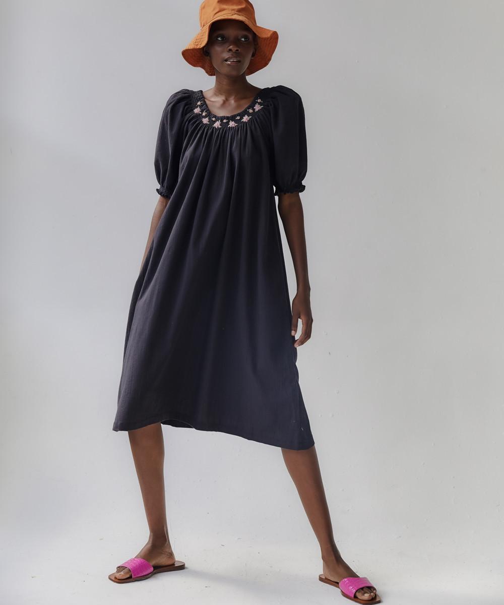 Traviata Cotton Dress