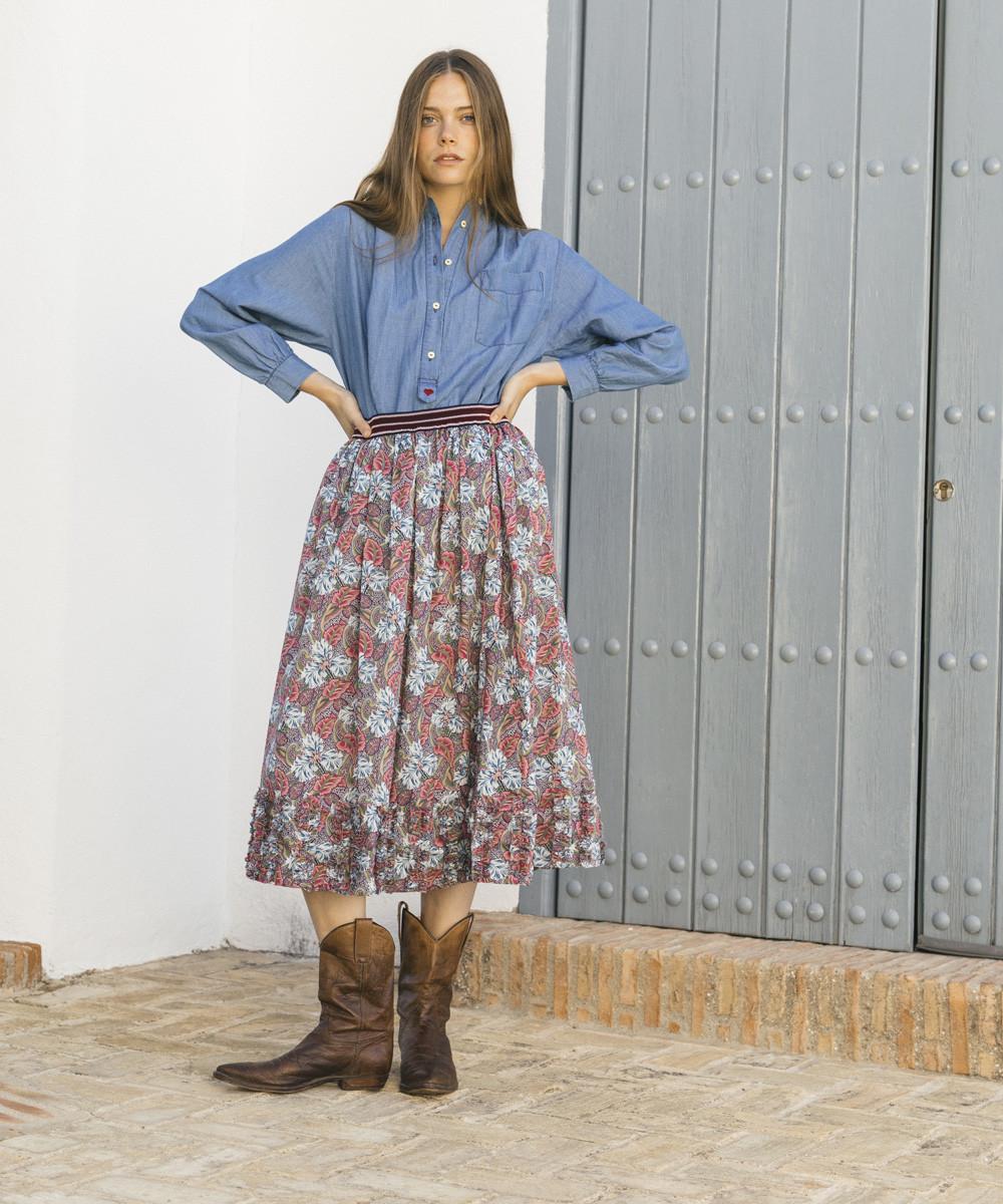 McQueen Skirt