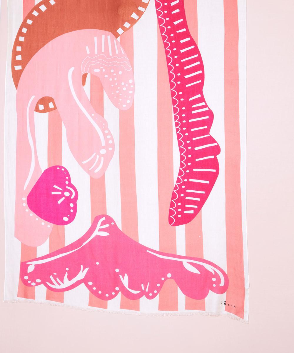 Foulard Matisse - La Folie...