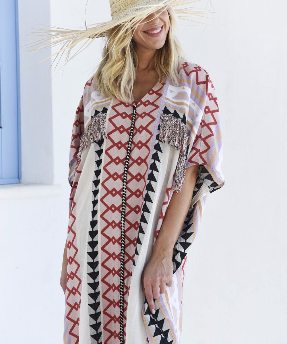 Vestido Kimono New York
