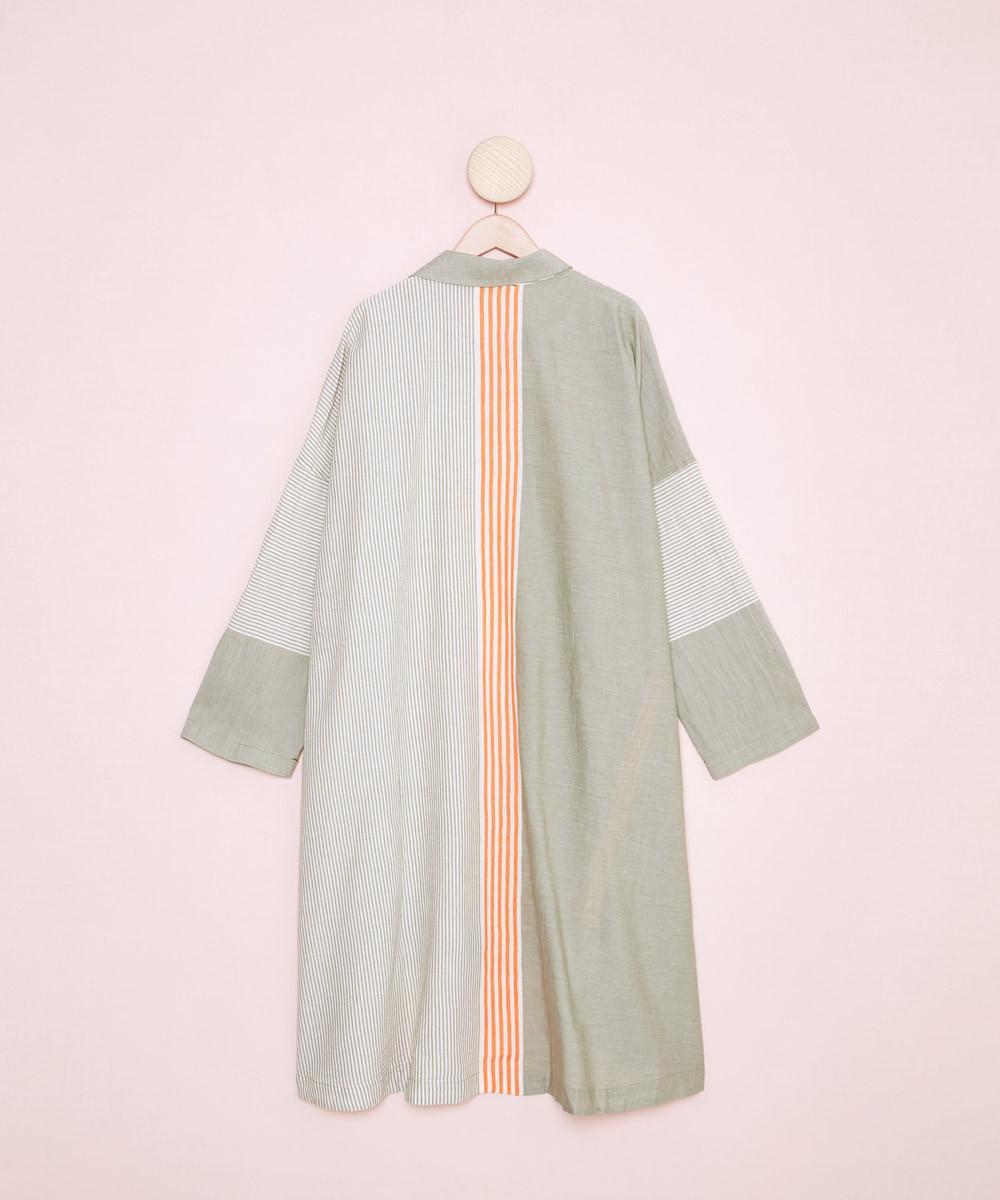Vestido Khaki