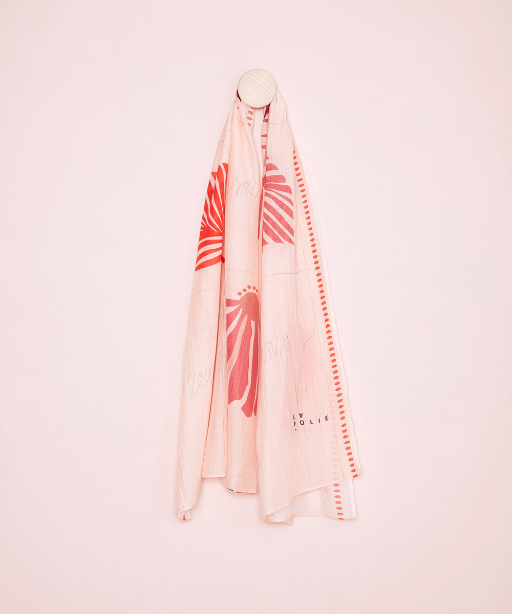 Foulard Breathe - La Folie...