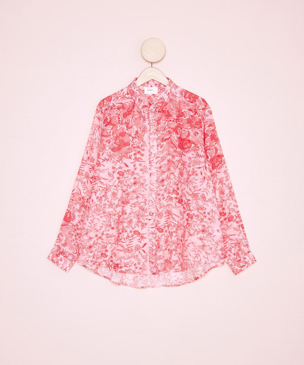 Camisa Alambra - La Folie...