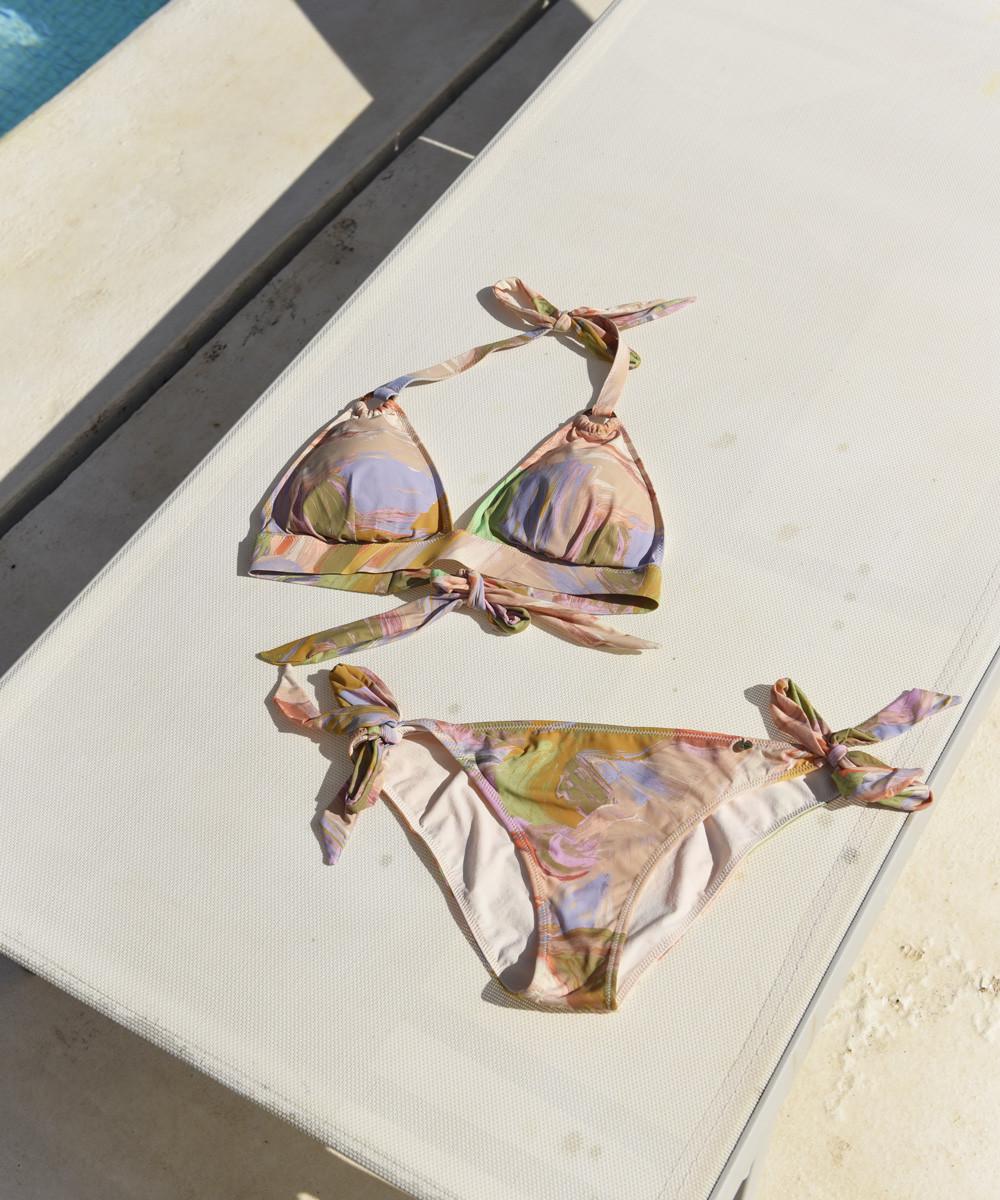 Top de bikini Sade