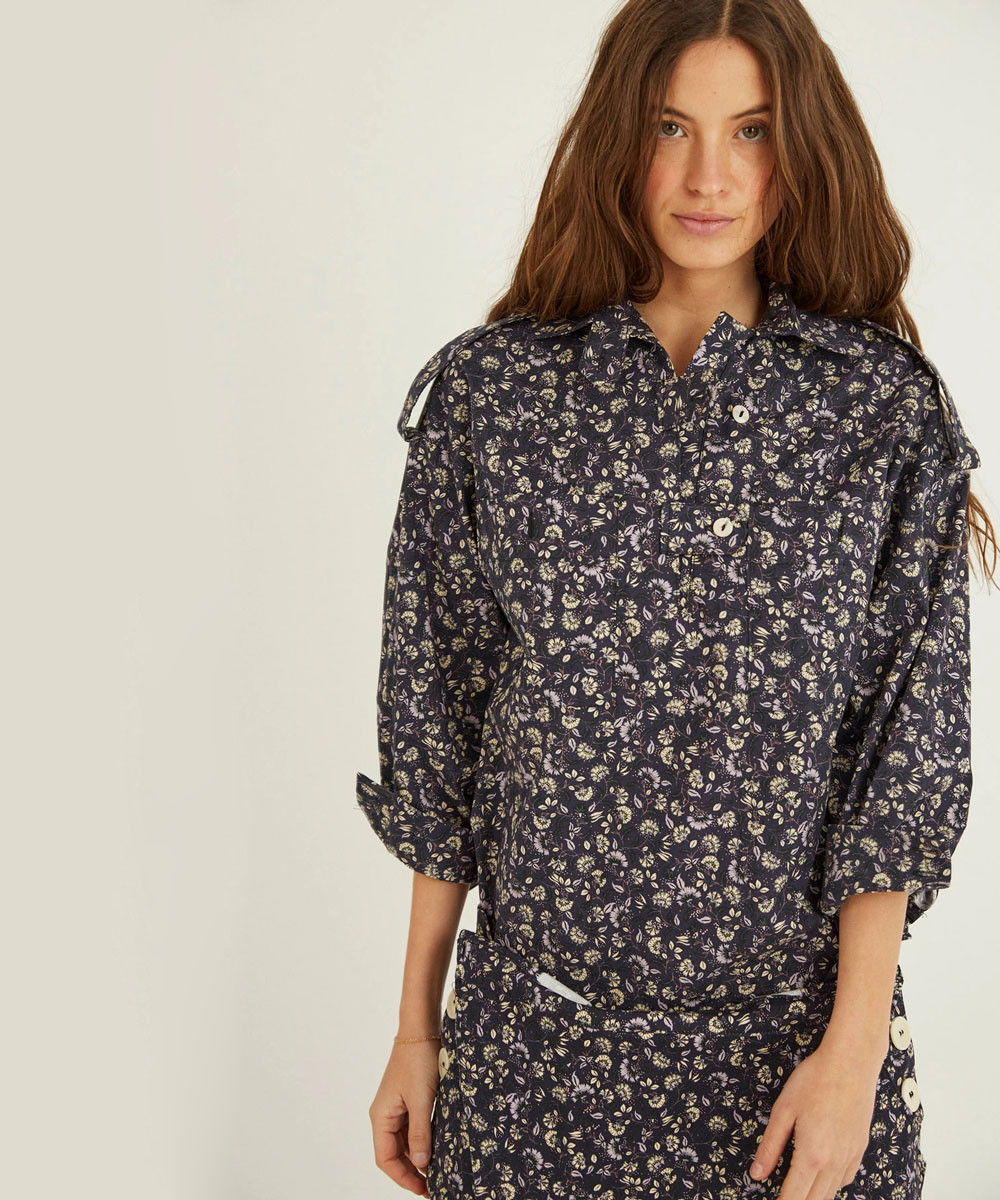 Camisa Isabel Top
