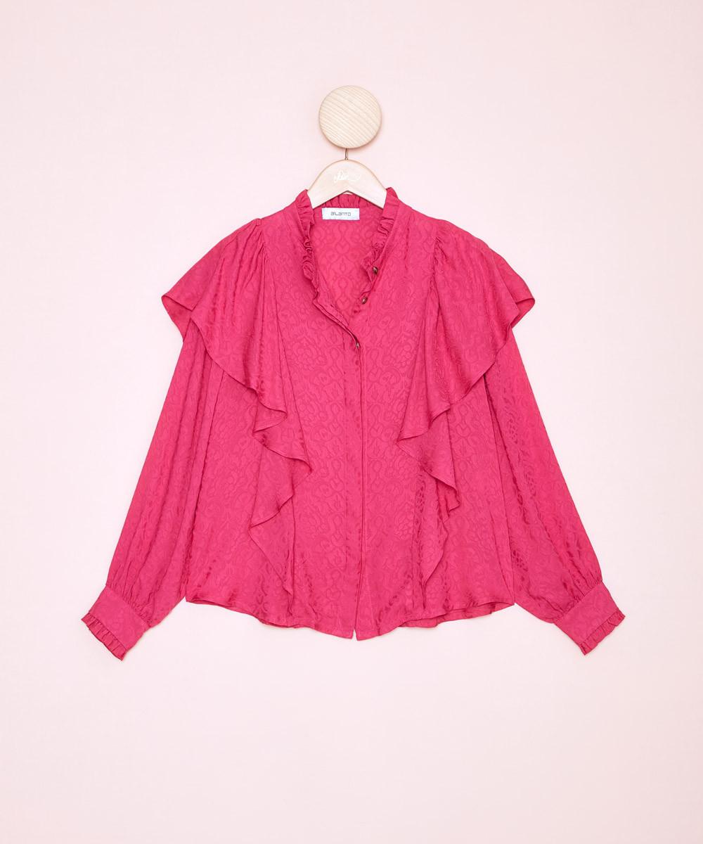 Camisa Fucsia - La Folie By...