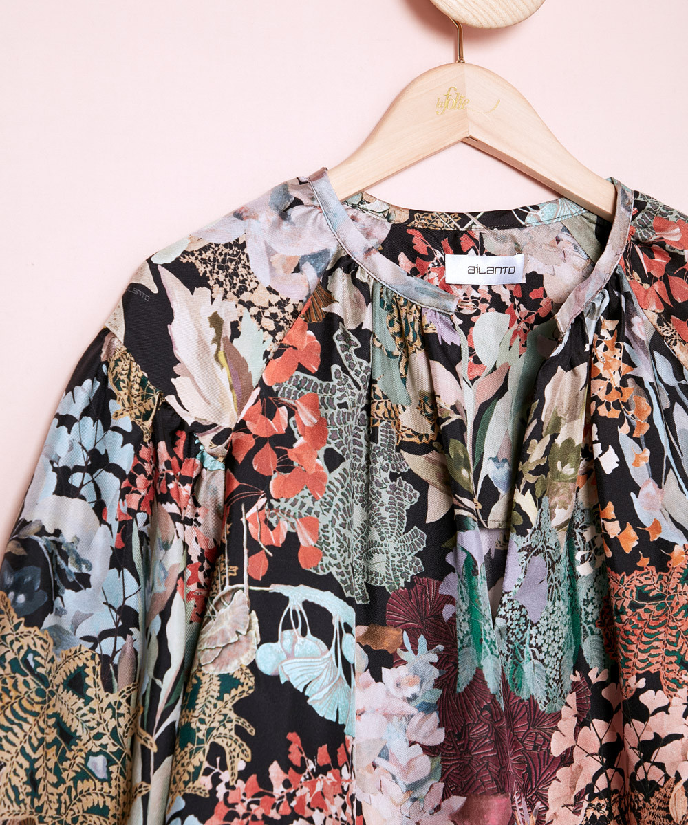 Blusa Floral - La Folie By...