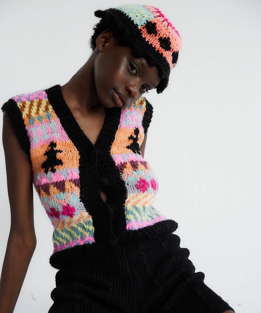 Lola Wool Vest